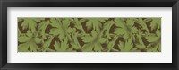 Framed Ivy Frieze II