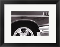 Classic Detail IV Framed Print