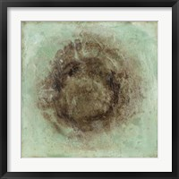 Nebulous I Framed Print
