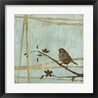 Woodland Respite I Framed Print