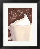 Framed Latte