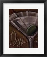 Framed Dry