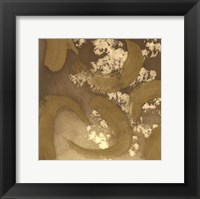 Golden Rule II Framed Print