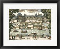 Framed View of France IV