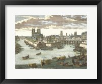 View of France VII Framed Print