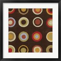 Bullseye IV Framed Print