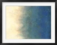 Sea & Sky II Framed Print