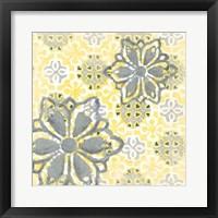 Elegant November II Framed Print