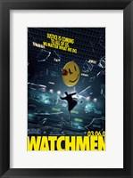 Framed Watchmen - style O
