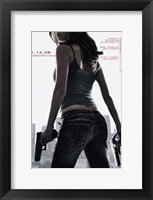 Framed Terminator: The Sarah Connor Chronicles - style AJ