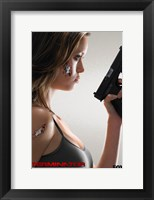 Framed Terminator: The Sarah Connor Chronicles - style BD