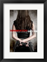 Framed Terminator: The Sarah Connor Chronicles - BL