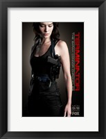 Framed Terminator: The Sarah Connor Chronicles - style AG