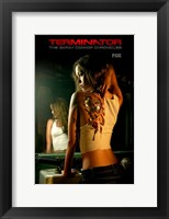 Framed Terminator: The Sarah Connor Chronicles - Style AO