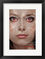 Framed Terminator: The Sarah Connor Chronicles - style AT
