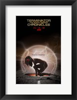 Framed Terminator: The Sarah Connor Chronicles - style AV