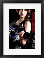 Framed Terminator: The Sarah Connor Chronicles - style AU
