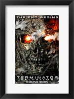 Framed Terminator: Salvation - style D