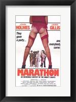 Framed Marathon, c.1982