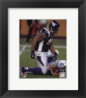 Framed Kevin Williams 2008 Action