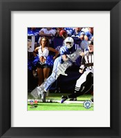 Framed Reggie Wayne 2008 Action