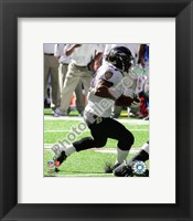 Framed Ray Rice 2008 Action