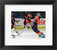 Framed Kyle Okposo 2008-09 Home Action