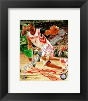 Framed Tracy McGrady 2008-09 Action