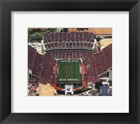 Framed Kyle Field Texas A&M Aggies 2007