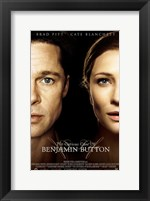 Framed Curious Case of Benjamin Button, c.2008 - style J