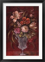 Morning Arrangement II Framed Print