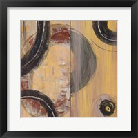 Rotation III Framed Print