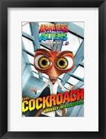 Framed Monsters vs. Aliens, c.2009 - style H
