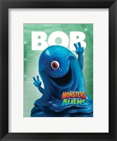 Framed Monsters vs. Aliens, c.2009 - style I