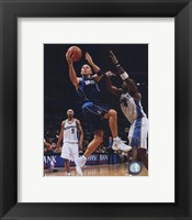 Framed Jason Kidd 2008-09 Action