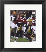 Framed Troy Polamalu - Super Bowl XLIII - #3