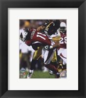 Framed Troy Polamalu - Super Bowl XLIII - #3