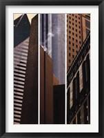 Framed Convergence I, II, III