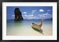Framed Phi Phi Island