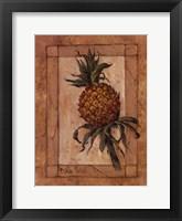 Pineapple Punch Framed Print