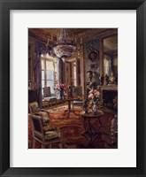 Framed Drawing Room