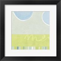 Framed Naturals; Mette
