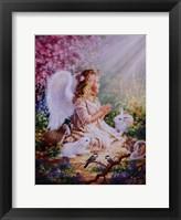 Framed Angel's Spirit