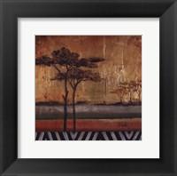 Framed African Dream I