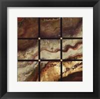 Underground I Framed Print