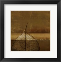 Less is More II Framed Print