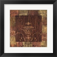 Royal Pendant II Framed Print