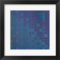 Rorschach IV Framed Print