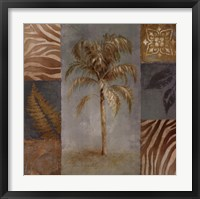 Island Paradise I Framed Print