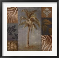 Island Paradise II Framed Print